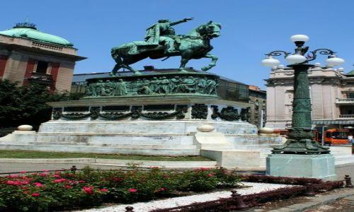 SERBIA / - / Belgrad / Pomnik
