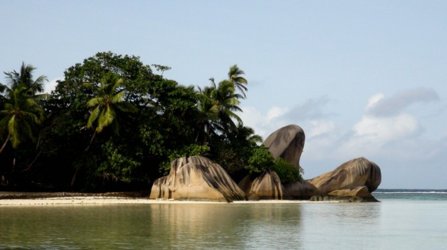 Zdjęcia: beach, Anse d'Argent, La digue, SESZELE