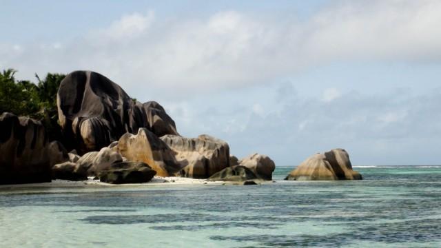 Zdjęcia: beach, Anse d\'Argent, la digue, SESZELE