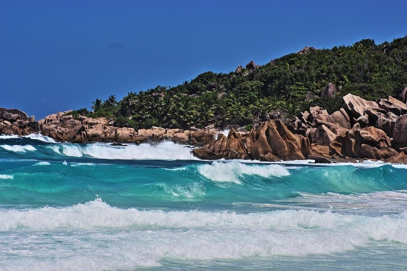 Zdjęcia: Grand Anse, La Digue, Grand Anse, SESZELE