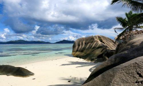 Zdjecie SESZELE / Wyspa La Digue / Plaża La Digue / konkurs  - Czy tak będzie w raju?