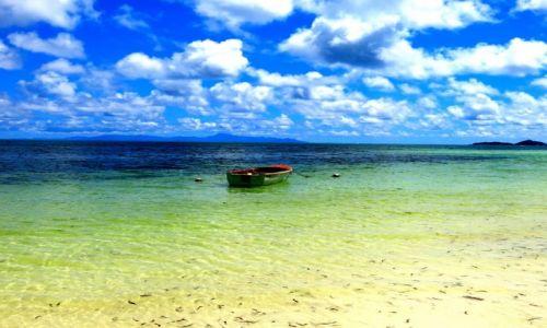 SESZELE / wyspa Mahe / Anse Soleil Beachcomber / błogi spokój