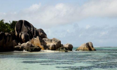 SESZELE / Anse d\\\'Argent / beach / la digue