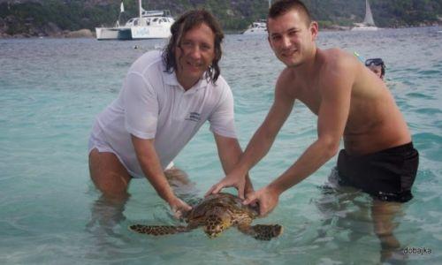 SESZELE / Ocean Indyjski / Seszele / Zdjęcia z raju - Seszele
