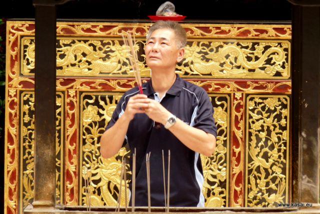 Zdjęcia: Świątynia Thian Hock Keng, Singapur 21, SINGAPUR
