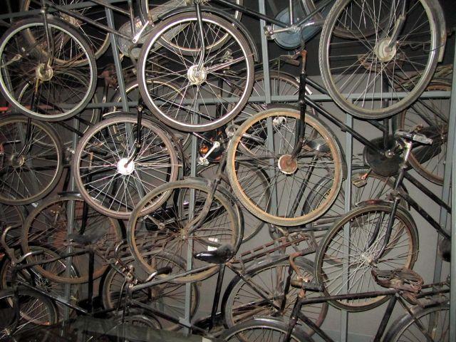 Zdjęcia: muzeum, Singapur, rowery , SINGAPUR