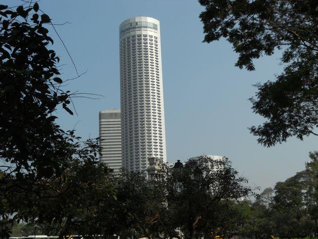 Zdjęcia: Singapur,  Wieżowiec, SINGAPUR