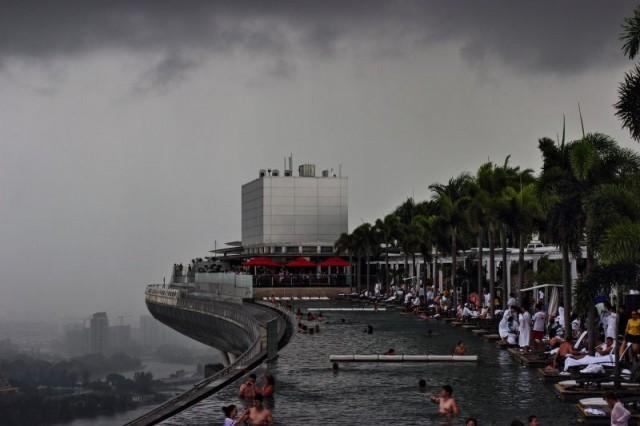 Zdjęcia: Singapur, Singapur, Marina Bay Sands, SINGAPUR