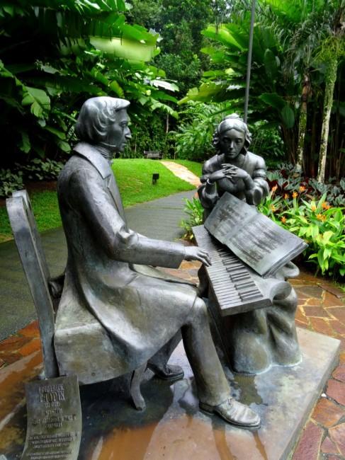 Zdjęcia: Ogród Botaniczny, Singapur, Chopin w Singapurze, SINGAPUR