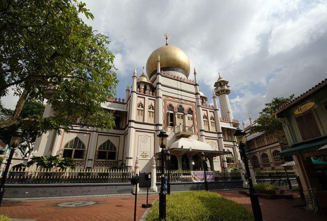 Zdjęcia: Singapur, Meczet, SINGAPUR