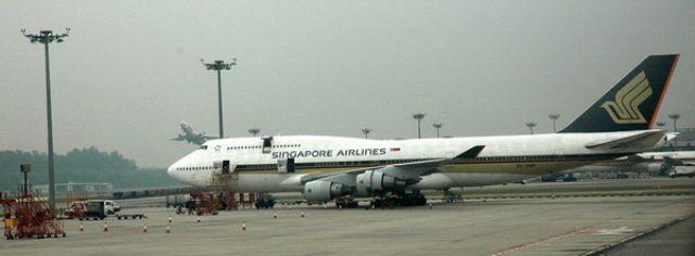 Zdjęcia: Singapore, Singapore, Singapore Airlines, SINGAPUR