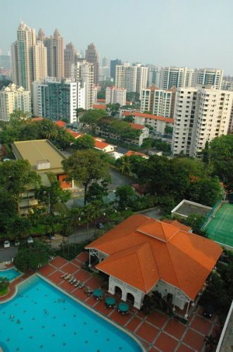 Zdjęcia: Singapore, Singapore, Luksusowe osiedle, SINGAPUR