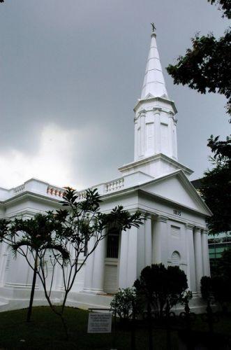 Zdjęcia: Singapore, Singapore, Kościół ormiański, SINGAPUR