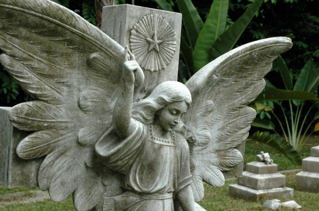 Zdjęcia: Singapore, Singapore, Cmentarz chrześcijański, SINGAPUR