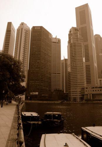 Zdj�cia: Singapore, Singapore, Creek, SINGAPUR