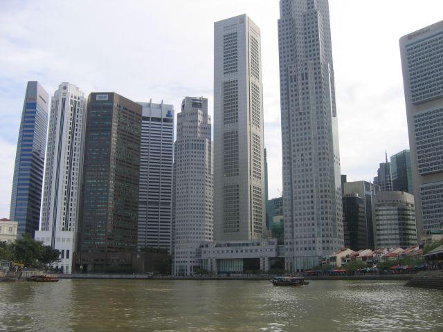 Zdj�cia: singapur, wie�owce, SINGAPUR