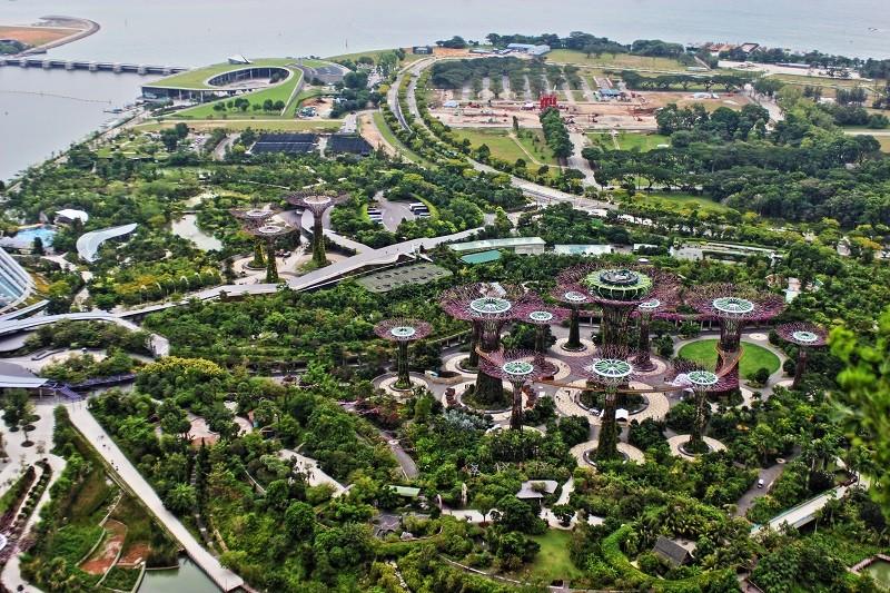 Zdjęcia: Gardens By The Bay, Singapur, Gardens By The Bay, SINGAPUR