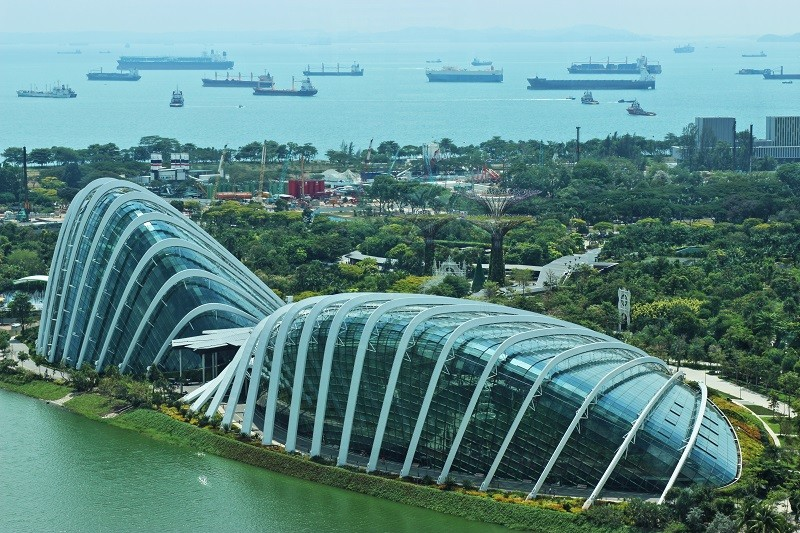 Zdjęcia: Gardens By The Bay, Singapur, Gardens By The Bay, SINGAPUR