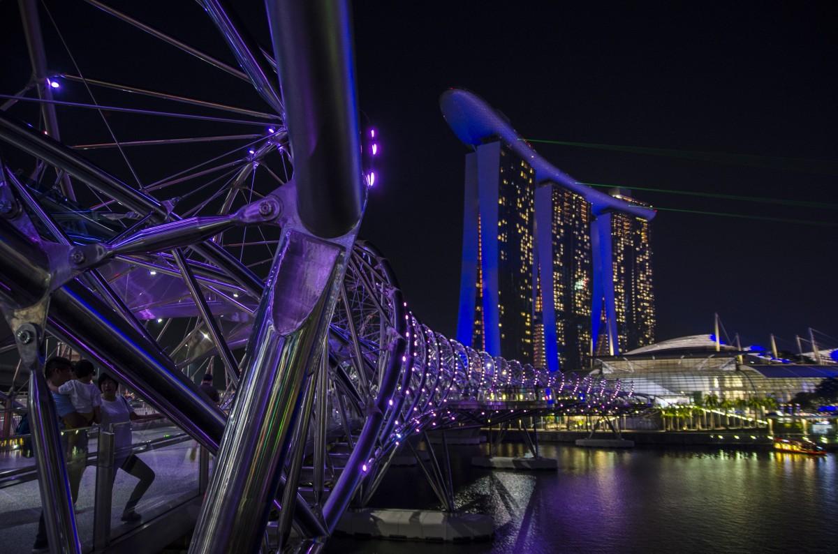 Zdjęcia: Marina Bay, Singapur, Singapur, SINGAPUR