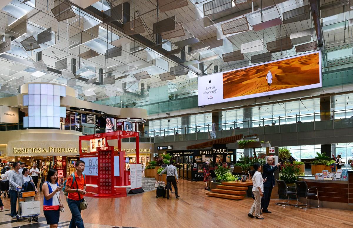 Zdjęcia: Lotnisko, Singapur, Lotnisko w Singapurze, SINGAPUR