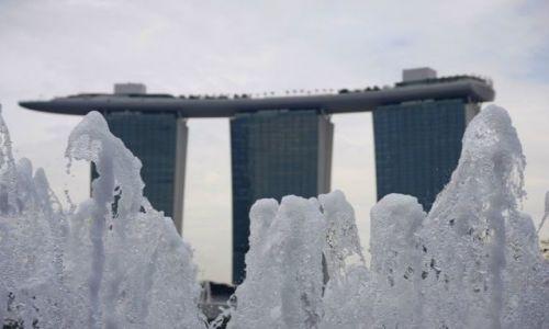 SINGAPUR / Singapur / Centrum / Marina Bay
