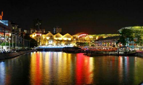 Zdjęcie SINGAPUR / Singapur / Clarke Quay / Clarke Quay