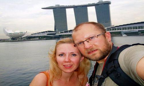 SINGAPUR / Singapur / Marina Bay / W koncu w Singapurze ;-)