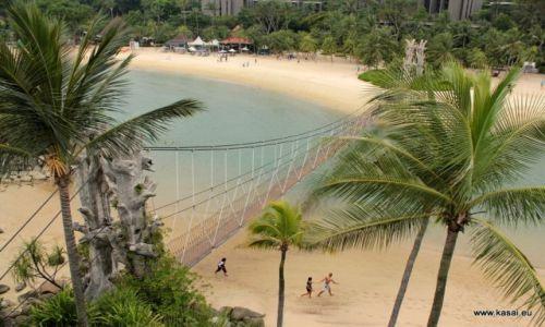 SINGAPUR / - / Singapur / Singapur 6 wyspa Sentosa