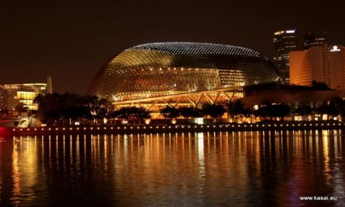 SINGAPUR / - / Sala koncertowa / Singapur 13