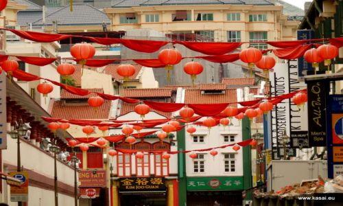 SINGAPUR / - / chińska dzielnica / Singapur 14