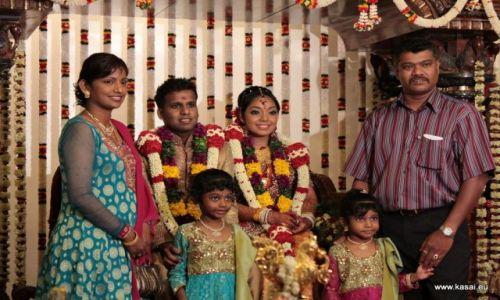 Zdjęcie SINGAPUR / - / hinduskie wesele / Singapur 16