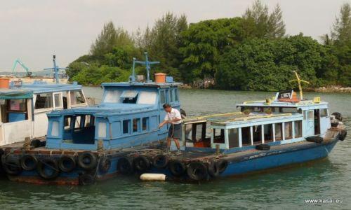 SINGAPUR / - / Wyspa Ubin / Wyspa Ubin 2