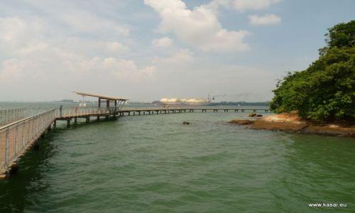 SINGAPUR / - / Wyspa Ubin / Wyspa Ubin 9