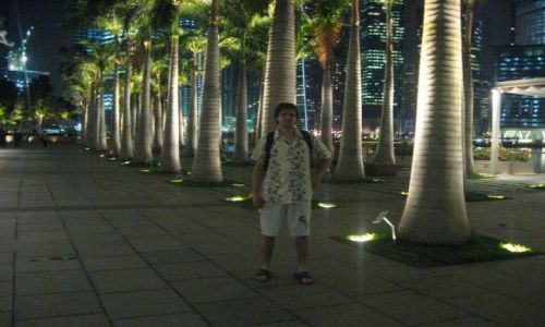 Zdjecie SINGAPUR / Singapur / Marina Bay / Singapor