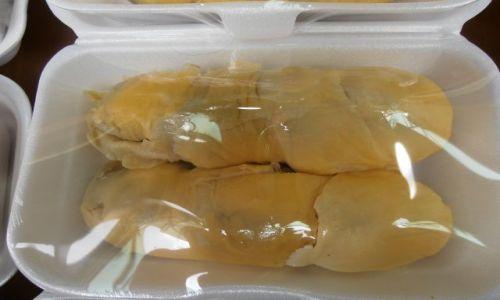 Zdjecie SINGAPUR / chinska dzielnica / ... / durian