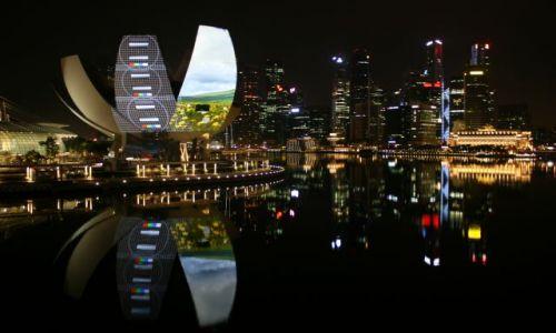 Zdjecie SINGAPUR / Marina Bay / SINGAPUR / Singapore