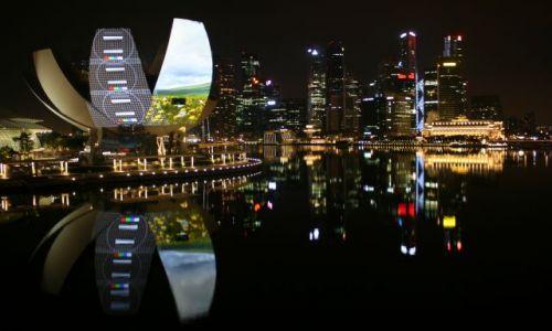 Zdjęcie SINGAPUR / Marina Bay / SINGAPUR / Konkurs