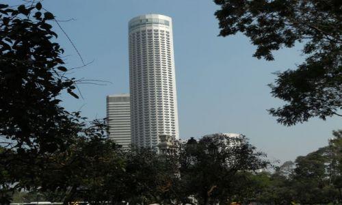 Zdjecie SINGAPUR / - / Singapur /  Wieżowiec