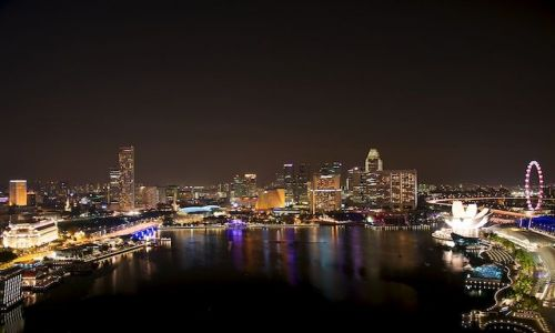 Zdjecie SINGAPUR / - / Singapore / Marina Bay (Singapore)