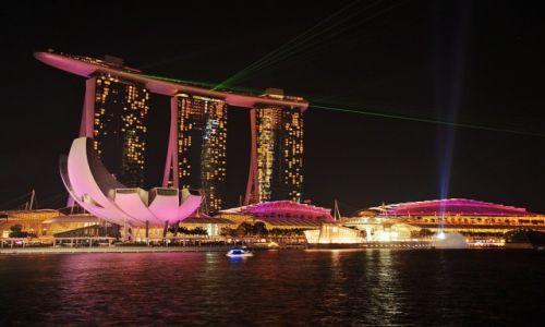 Zdjecie SINGAPUR / - / Singapur / Marina Bay Sands