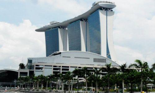 Zdjecie SINGAPUR / Singapur / Singapur / statek