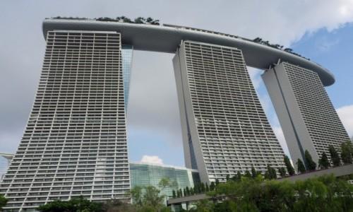 Zdjęcie SINGAPUR / płd -wsch Azja / Marina Bay / Marina Bay