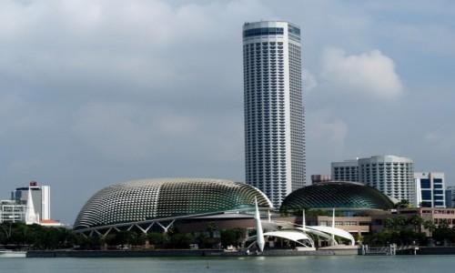Zdjęcie SINGAPUR / płd -wsch Azja / Marina Bay / Durian