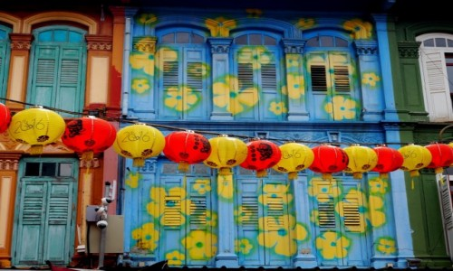 Zdjęcie SINGAPUR / płd -wsch Azja / Chinatown / Chinatown