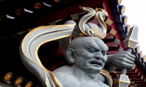 Zdjęcie SINGAPUR / płd -wsch Azja / Chinatown / Buddha Tooth Relic Temple
