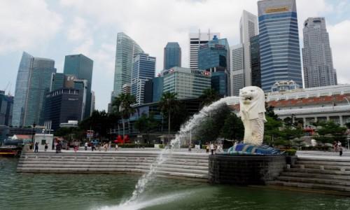 Zdjecie SINGAPUR / p�d -wsch Azja / Marina Bay / Marina Bay