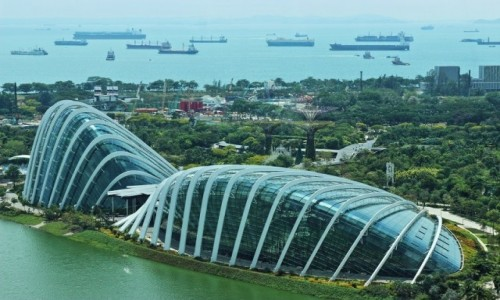 SINGAPUR / Singapur / Gardens By The Bay / Gardens By The Bay