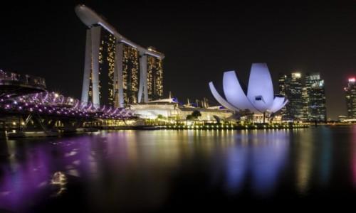 Zdjecie SINGAPUR / Singapur / Marina Bay / Singapur