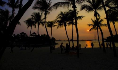 Zdjecie SINGAPUR / Singapur / Singapur / Wyspa Sentosa