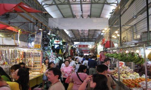 Zdjecie SINGAPUR / Dzielnica Bogactwa / centrum miasta / Boogi street